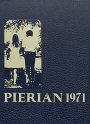 1971 Edition, Huntsville High School - Pierian Yearbook (Huntsville, AL)