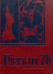 1978 Edition, Huntsville High School - Pierian Yearbook (Huntsville, AL)