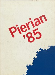 1985 Edition, Huntsville High School - Pierian Yearbook (Huntsville, AL)