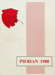 1988 Edition, Huntsville High School - Pierian Yearbook (Huntsville, AL)