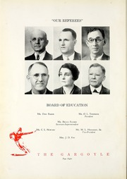 Page 12, 1938 Edition, Dothan High School - Gargoyle Yearbook (Dothan, AL) online yearbook collection