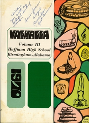Page 3, 1970 Edition, Huffman High School - Valhalla Yearbook (Birmingham, AL) online yearbook collection