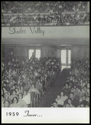 Page 11, 1959 Edition, Shades Valley High School - Tower Yearbook (Birmingham, AL) online yearbook collection