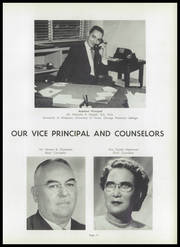 Page 15, 1959 Edition, Shades Valley High School - Tower Yearbook (Birmingham, AL) online yearbook collection