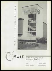 Page 5, 1959 Edition, Shades Valley High School - Tower Yearbook (Birmingham, AL) online yearbook collection