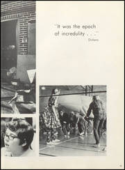 Page 17, 1970 Edition, Shades Valley High School - Tower Yearbook (Birmingham, AL) online yearbook collection