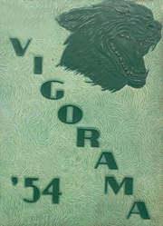 Page 1, 1954 Edition, Vigor High School - Vigorama Yearbook (Pritchard, AL) online yearbook collection