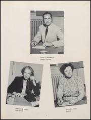 Page 11, 1954 Edition, Vigor High School - Vigorama Yearbook (Pritchard, AL) online yearbook collection