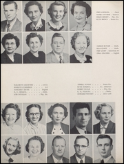 Page 12, 1954 Edition, Vigor High School - Vigorama Yearbook (Pritchard, AL) online yearbook collection