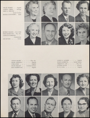 Page 13, 1954 Edition, Vigor High School - Vigorama Yearbook (Pritchard, AL) online yearbook collection
