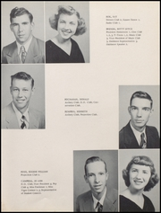 Page 17, 1954 Edition, Vigor High School - Vigorama Yearbook (Pritchard, AL) online yearbook collection