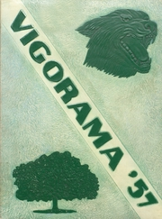 Page 1, 1957 Edition, Vigor High School - Vigorama Yearbook (Pritchard, AL) online yearbook collection
