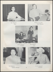 Page 10, 1957 Edition, Vigor High School - Vigorama Yearbook (Pritchard, AL) online yearbook collection