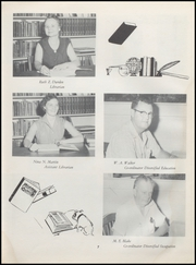 Page 11, 1957 Edition, Vigor High School - Vigorama Yearbook (Pritchard, AL) online yearbook collection