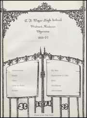 Page 6, 1957 Edition, Vigor High School - Vigorama Yearbook (Pritchard, AL) online yearbook collection
