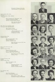 Page 12, 1947 Edition, Anniston High School - Hour Glass Yearbook (Anniston, AL) online yearbook collection