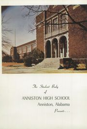 Page 8, 1947 Edition, Anniston High School - Hour Glass Yearbook (Anniston, AL) online yearbook collection