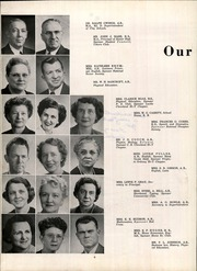 Page 10, 1951 Edition, Anniston High School - Hour Glass Yearbook (Anniston, AL) online yearbook collection