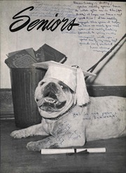 Page 13, 1951 Edition, Anniston High School - Hour Glass Yearbook (Anniston, AL) online yearbook collection