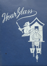 Page 1, 1954 Edition, Anniston High School - Hour Glass Yearbook (Anniston, AL) online yearbook collection