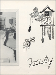 Page 11, 1954 Edition, Anniston High School - Hour Glass Yearbook (Anniston, AL) online yearbook collection