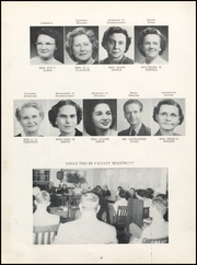 Page 14, 1954 Edition, Anniston High School - Hour Glass Yearbook (Anniston, AL) online yearbook collection