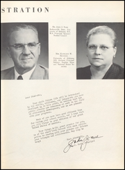 Page 15, 1955 Edition, Anniston High School - Hour Glass Yearbook (Anniston, AL) online yearbook collection