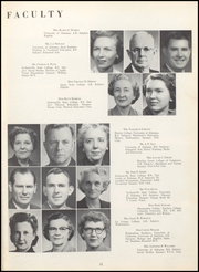 Page 17, 1955 Edition, Anniston High School - Hour Glass Yearbook (Anniston, AL) online yearbook collection