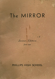 1942 Edition, Phillips High School - Mirror Yearbook (Birmingham, AL)