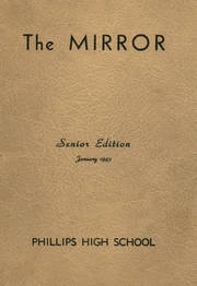 1943 Edition, Phillips High School - Mirror Yearbook (Birmingham, AL)