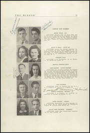 Page 14, 1943 Edition, Phillips High School - Mirror Yearbook (Birmingham, AL) online yearbook collection