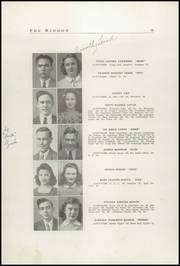 Page 16, 1943 Edition, Phillips High School - Mirror Yearbook (Birmingham, AL) online yearbook collection