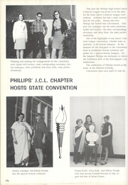 Page 180, 1967 Edition, Phillips High School - Mirror Yearbook (Birmingham, AL) online yearbook collection