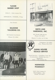 Page 197, 1967 Edition, Phillips High School - Mirror Yearbook (Birmingham, AL) online yearbook collection