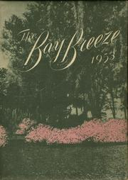 1953 Edition, Fairhope High School - Bay Breeze Yearbook (Fairhope, AL)