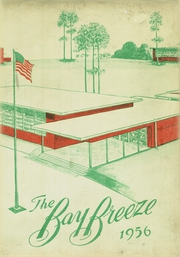 1956 Edition, Fairhope High School - Bay Breeze Yearbook (Fairhope, AL)