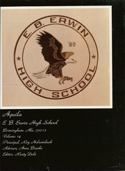 Page 5, 1980 Edition, Erwin High School - Aquila Yearbook (Birmingham, AL) online yearbook collection