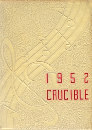1952 Edition, Gadsden High School - Crucible Yearbook (Gadsden, AL)