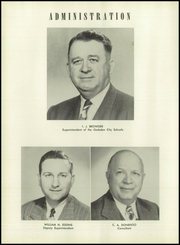 Page 14, 1953 Edition, Gadsden High School - Crucible Yearbook (Gadsden, AL) online yearbook collection