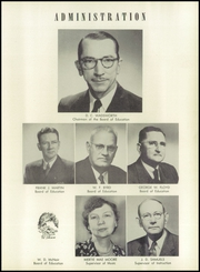 Page 15, 1953 Edition, Gadsden High School - Crucible Yearbook (Gadsden, AL) online yearbook collection