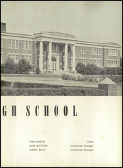 Page 7, 1953 Edition, Gadsden High School - Crucible Yearbook (Gadsden, AL) online yearbook collection