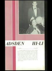 Page 14, 1960 Edition, Gadsden High School - Crucible Yearbook (Gadsden, AL) online yearbook collection