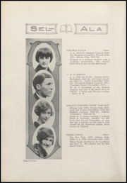 Page 14, 1925 Edition, Selma High School - Sel Ala Yearbook (Selma, AL) online yearbook collection