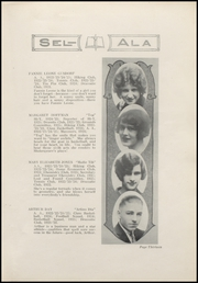 Page 15, 1925 Edition, Selma High School - Sel Ala Yearbook (Selma, AL) online yearbook collection