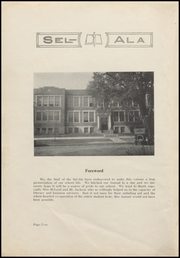 Page 4, 1925 Edition, Selma High School - Sel Ala Yearbook (Selma, AL) online yearbook collection