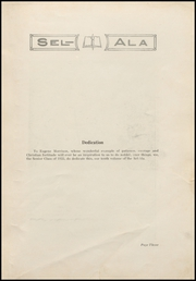 Page 5, 1925 Edition, Selma High School - Sel Ala Yearbook (Selma, AL) online yearbook collection
