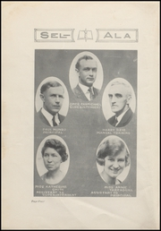 Page 6, 1925 Edition, Selma High School - Sel Ala Yearbook (Selma, AL) online yearbook collection