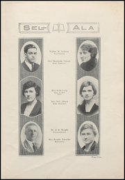 Page 7, 1925 Edition, Selma High School - Sel Ala Yearbook (Selma, AL) online yearbook collection