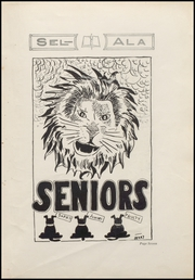 Page 9, 1925 Edition, Selma High School - Sel Ala Yearbook (Selma, AL) online yearbook collection