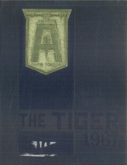 1967 Edition, Auburn High School - Tiger Yearbook (Auburn, AL)